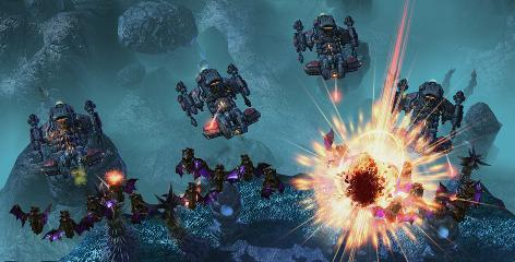 StarCraft II: Wings of Liberty brings the original 1998 game up to date with movie-quality cinematics and special effects.