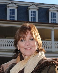 Nora Roberts is the keynote speaker at the Romance Writers of America convention.