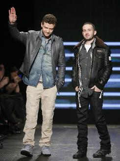 Justin Timberlake and his childhood friend, Trace Ayala, will feature their clothing line at Target in December.