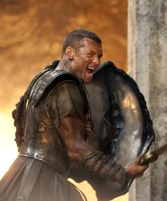Sam Worthington plays Perseus in Clash of the Titans, a remake of the 1981 classic