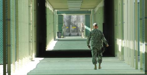 The United States opened the $60 million Detention Facility in Parwan late last year.