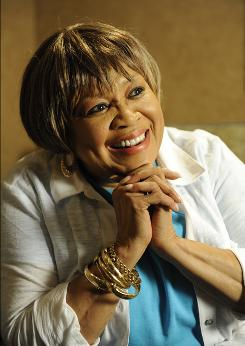 """Mavis Staples, whose new album is due Sept. 14, says her music with Jeff Tweedy """"goes everywhere."""""""