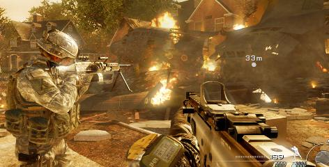 It was a record first day, back in 2009, for Call of Duty: Modern Warfare.