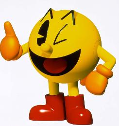 Pac-Man has been evading ghosts for 30 years, and he will be the first game to be inducted at International Video Game Hall of Fame ceremonies, which start Thursday in Ottumwa, Iowa..