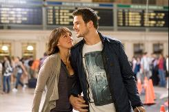 Natalie (Sharni Vinson) and Luke (Rick Malambri) have no visible means of support, but they lean on each other, anyway.
