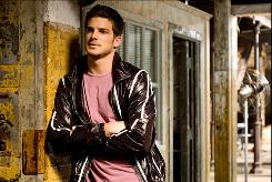 Rick Malambri, who stars as Luke in Step Up 3D, was a model before becoming actor.