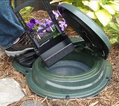 PowerLoo, a flushing toilet to whisk away dog poop, was developed by Michigan entrepreneur Curt Fournier. It sells for about $1,000, but buyers say it's worth its weight in, well, you know.