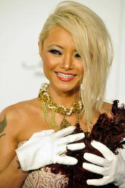 Tila Tequila poses for a picture at the 11th Annual Maxim Hot 100 Party on May 19, 2010 in Los Angeles.