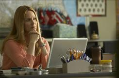 Laura Linney stars as Cathy Jamison, a woman diagnosed with cancer.