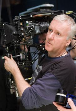 "Director James Cameron says he's planning to spend his 56th birthday in a submersible 5,200 feet below Russia's Lake Baikal, the world's oldest and deepest lake  ""unless it's bad weather, in which case I'll be getting drunk with the Russian crew in the port."""