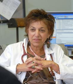 Nurse practitioner Donna Torrisi is the founder of the Family Practice and Counseling Network in Philadelphia, a network of nurse-managed health centers providing primary health services to public housing residents. Although much of her time is spent on administrative responsibilities, she still sees patients at least one day a week.