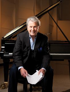 Brian Wilson of the Beach Boys was allowed to tinker with two unfinished Gershwin works for his album.