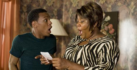 Kevin (Bow Wow) lives an unassuming life with his grandmother (Loretta Devine)  until he buys a lottery ticket on a lark, hits the $370 million jackpot and finds that Winning's not all it's cracked up to be.