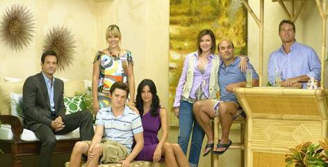 See how Cougar Town was tamed from a show about 40-somethings on the prowl to a friends-and-family comedy (albeit wine-soaked).