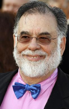 Francis Ford Coppola is most famous for the Godfather  trilogy.  Jean-Luc Godard, Eli Wallach and Kevin Brownlow will also receive honorary Oscars.