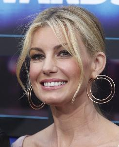 Country singer and Mississippi native Faith Hill staged a benefit concert for the Gulf Coast Tuesday night in New Orleans.