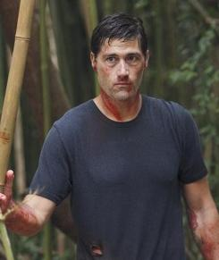 Matthew Fox of ABC's landmark series Lost.