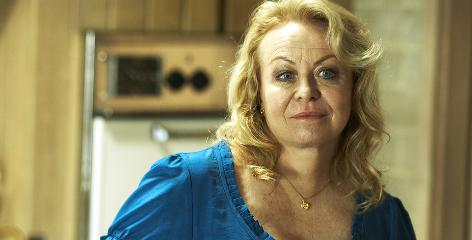 An unconventional crime boss: Jacki Weaver stars as the matriarch of an Australian gang in Animal Kingdom.