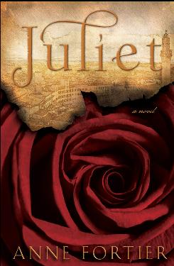 In Juliet, author Anne Fortier reimagines the star-cross'd lovers tale.
