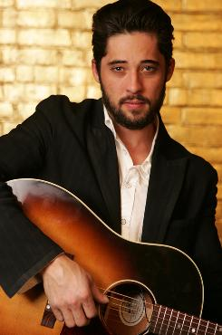 Ryan Bingham's new album, Junky Star, was produced by T Bone Burnett.