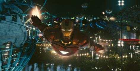 Iron Man 2: He flew off the screen to a total take of $312 million.