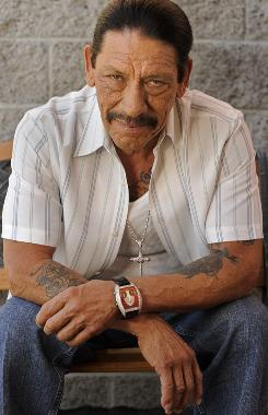 "Unforgettable face, and life: ""Man, look where I could have been,"" says Machete star Danny Trejo. ""I could still be in prison. Hell, for all I did, I could be headed to the gas chamber."""