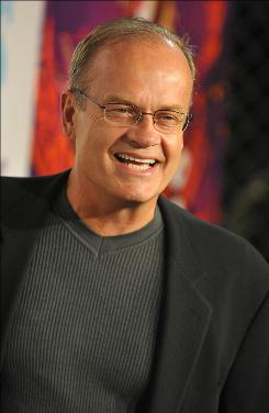 "Actor Kelsey Grammer is a major inverstor in RightNetwork, which launched Wednesday. ""We're not out to vilify or accuse or identify anybody as an enemy,"" Grammer says of the network. ""We're out there to encourage people to open their minds and take a look at some things that we as a group of people believe is the right direction for the country."""