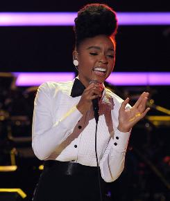 Janelle Monae: She'll take the stage in NYC on Friday.