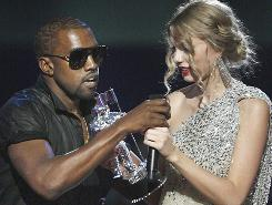 """The beautiful thing about Kanye is he's not one to repeat himself,"" said VMA producer Jesse Ignjatovic, of last year's infamous run-in with Taylor Swift."