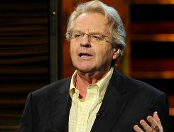 """No. 1, it has a niche; No. 2, there's no show like it; and No. 3, there are always young people who want to watch it. Our show is a fraternity party,"" Jerry Springer says of The Jerry Springer Show."