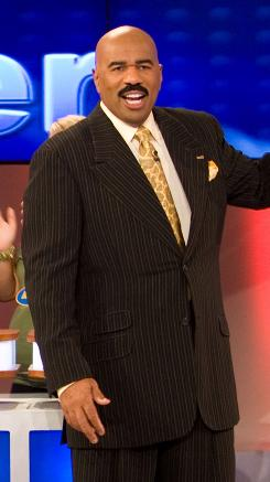 Comedian and actor Steve Harvey will be the new host of Family Feud.