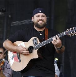 Among the season's early entries is Zac Brown, whose band's album is due Tuesday.