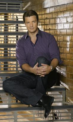 In the popular ABC show Castle, Nathan Fillion stars as Richard Castle, a mystery writer who also dabbles in police investigations.