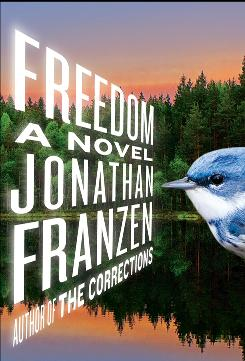 Oprah picks Jonathan Franzen's 'Freedom' for book club