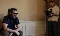 It was all an act: Director Casey Affleck says his documentary about brother-in-law Joaquin Phoenix was performance art.