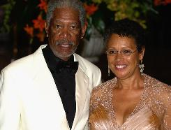 Oscar winner Morgan Freeman and his wife of 26 years, Myrna Colley-Lee, have finalized their divorce.