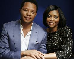 Terrence Howard and Taraji P. Henson return as hosts of the Soul Train Music Awards. The specials marks its second year back since taking a five-year hiatus. It airs on Centric and BET on Nov. 28.