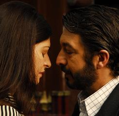 Soledad Villamil and Ricardo Darin star in the critically acclaimed The Secret in Their Eyes.