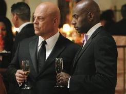 """""""Michael (Chiklis) has serious NGS,"""" says co-star Romany Malco, who stole scenes in The 40-Year-Old Virgin and Weeds. """"That's normal-guy syndrome. You can give him all the superpowers you want, but deep down he's as regular as it gets."""""""