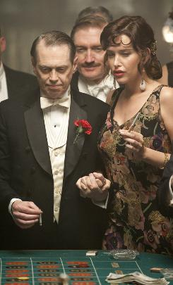 "Atlantic City is considering naming a street for the late Enoch ""Nucky"" Johnson, who's become a popular figure thanks to HBO's prohibition-era drama Boardwalk Empire, starring Steve Buscemi."