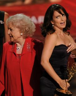 Betty White will be among the bold-faced names toasting Tina Fey when she receives the Mark Twain Prize for American Humor Nov. 9 in Washington, D.C.
