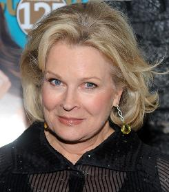 """In this April 12, 2010 file photo, actress Candice Bergen attends a special event celebrating """"Good Housekeeping"""" magazine's 125th anniversary in New York."""