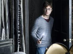 Daniel Radcliffe rose to fame as the bespectacled wizard Harry Potter.