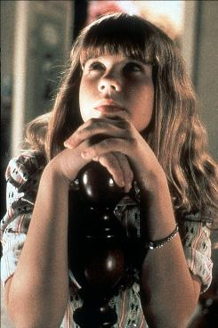 A horror classic: Linda Blair got an Oscar nomination for her role as a possessed girl named Regan.