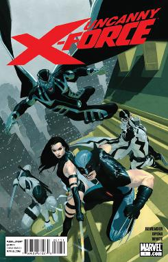 Starting Wednesday, Marvel Comics' Uncanny X-Force series sends a collection of X-characters out on missions to prevent terrorist attacks against their fellow mutants.
