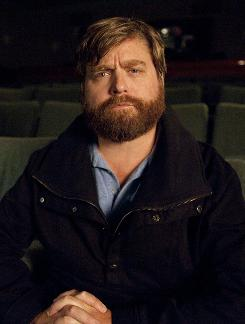Zach Galifianakis will be starring in two movies this fall It's Kid of a Funny Story and Due Date. Funny Story opens Friday.