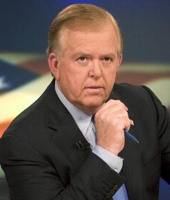 Lou Dobbs denies a report that says he hired illegal immigrants to maintain his homes as he spoke out against them on CNN.