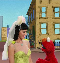 The video Katy Perry made with Elmo drew complaints online, so it was cut from the TV broadcast of Sesame Street.