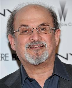 Author Salman Rushdie got the inpiration for Luka and the Fire of Life from his son's video games.