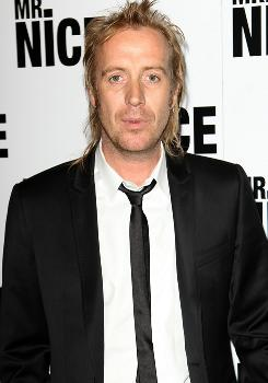 Rhys Ifans has been in films such as Notting Hill and Pirate Radio.